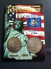 State Commemorative Quarters Coin - Connecticut