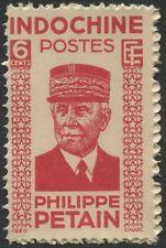 INDOCHINE  N°245** Pétain,1943-1944, French Indo China MNH NGAI
