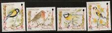 GIBRALTAR SG732/5 1994 CHRISTMAS ( SONG BIRDS) MNH