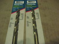 MAKITA 711389-A 25/64 TIN-COATED DRILL BITS (AA4838-10)