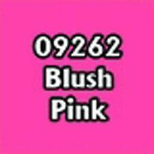 Master Series Paint Blush Pink Miniature Paint Reaper Miniatures RPR 09262