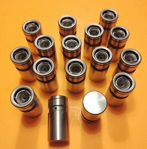 for MOPAR 318 340 360 Hi-Po VALVE LIFTERS Tappets Upgrade Dodge Plymouth LA Chry