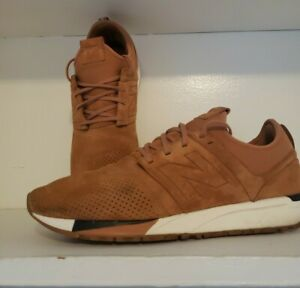 New Balance 247 Brown Sneakers for Men for Sale | Authenticity ...