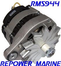 New 60 Amp Alternator for Volvo Penta, Replaces: 873770, 873633, AQ211, AD31,