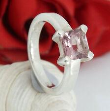 1626.ESPRIT Damenring Silberring 925 Silber rosa Kubik Zirkonia RG 56 (17,8 mm Ø