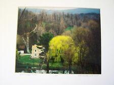 FINE ART PHOTOGRAPH BLURRED IMAGES OF COLOR ELLEN STOCKDALE-WOLFE ARTIST 1 OF 50