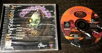 Oddworld: Abe's Oddysee PS1 (Sony PlayStation 1, 1997)