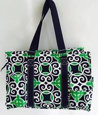 Multi Pocket Organizer Tote Bag Nurses Teachers Moms Love Them! Canvas Handbag