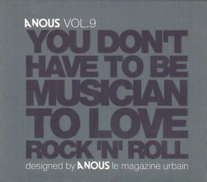 V/A - MUSIC FOR URBAN LOVERS Vol. 9 - CD - 2008 - BLOC PARTY, COLD WAR KIDS,...