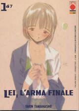 LEI, L'ARMA FINALE 01 COLLANA JAPAN 41