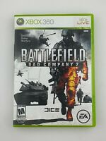 Battlefield: Bad Company 2 - Xbox 360 Game - Complete & Tested