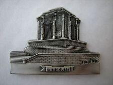 Persian Poet Ferdowsi Tomb Shahnameh Farsi Mashad Iran Persia Fridge Magnet