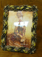 "Welforth Decorative Frame #1918 AMBER,  3.5""x 5"" Pic, NEW/Box from Retail Store"