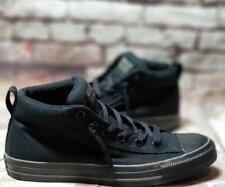 Brand New Converse Chuck Taylor All-Star Street Black Mid Mens Shoe 138465F NEW