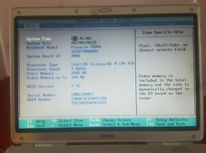 Compaq presario v5209us 2Gb ram no charger or hdd