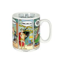 Asterix Latein Kaffeebecher Könitz Tasse Jumbo 0,46 l