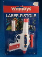 Wentoys Retro Toy Gun - LASER PISTOL Carded Unopened