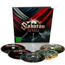 SABATON Heroes On Tour: Live 2015 (Limited Deluxe Earbook) 2BLU-RAY + 2DVD + CD