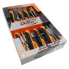 Set 8 destornilladores transversales con mango de agarre superior 1263 / D8