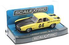 Scalextric 3724 Chevrolet Camaro 1969 # 64 trans am