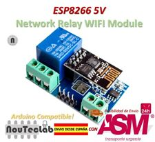 ESP8266 5V WiFi Relay Module Things Smart Home Remote Control Switch Phone APP