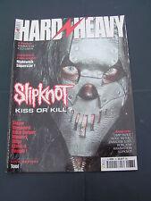 HARD N' HEAVY 2001 73 SLIPKNOT SLAYER ALICE COOPER MEGADETH NIGHTWISH ABSU