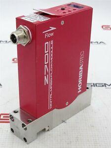 Horiba Stec SEC-Z724AGX Mass Flow Controller 0190-41111 AGX-14