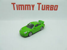 PORSCHE 911 GT 3 in Verde Lime WOW grande dettaglio Nuovo di zecca 1/58 Nuovo di zecca REALTOY
