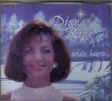 Diana Ring-White Hearts cd maxi single 2 tracks