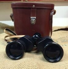Lovely Vintage Old School Carl Zeiss Jena Dekarem 10x50 4322909 Binoculars A968