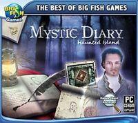 Mystic Diary Haunted Island  Hidden Object Adventure PC Game  XP Vista 7 8  NEW