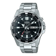 Casio MTD1079D-1AV 3 Hand Super illuminator 100M Analog Men's Watch - LED Light