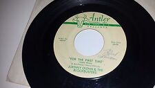 JOHNNY OLENN For The First TIme / My Sweetie Pie ANTLER 40128 ROCKABILLY 45