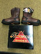 Thorogood Boots Wellington 11 M NIB I-Met/Comp Toe/WP/EH/SR/PR #804-4618