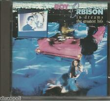 ROY ORBISON In dreams greatest hits CD 1987 USED MINT