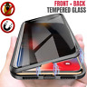 Privacy Anti-peep Magnetic Double Side Phone Case For iPhone 11 Pro Max XR X 8 7