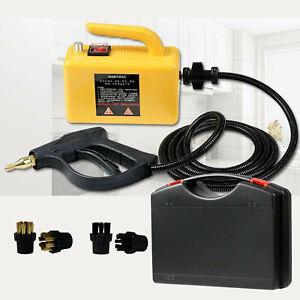 110V 220V High Temperature Steam Cleaner High Pressure Mobile Cleaning Machine