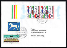 Germany Used Covers Stamps