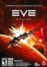 Eve Online: Commissioned Officer Edition, Good Windows Xp, Windows Vista, Pc Vid