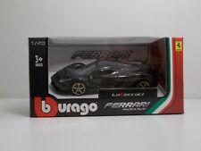 "Bburago 36100 FERRARI ""LaFerrari"" ""Black""- METAL 1:43 Race&Play"