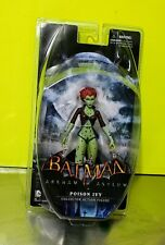 Batman Arkham Asylum POISON IVY Action Figure/ New, Rare