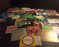 Large Vintage 1990s NYC Club Flyers & Stickers Lot - TWILO, TUNNEL, & LIMELIGHT
