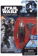 Disney Star Wars Rogue One Rebels Sergeant Jyn Erso (Jedha) Figure