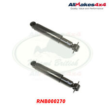 LAND ROVER HEAVY DUTY FRONT SHOCK ABSORBER SET DISCOVERY II 99-04 RNB000270 AM