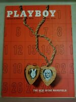 PLAYBOY 1957 FEBRUARY * VERY GOOD CONDITION  * FREE SHIPPING USA