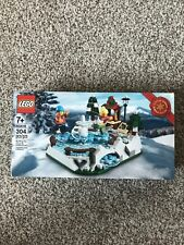 New ListingLego 40416 Ice Skating Rink Limited Edition ✅Fast-Free Ship✅