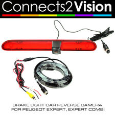 C2 CAM-PE2 Brake Light Car Reverse Camera for Peugeot Expert, Expert Combi BNIB