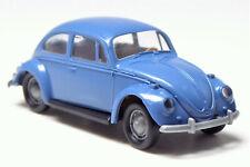 H0 BREKINA Volkswagen VW Käfer blau NEUE FARBEN VW Logo an den Radkappen 250471