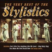 THE STYLISTICS - THE VERY BEST OF THE STYLISTICS NEW CD