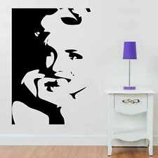 Marilyn Monroe Portret Wall Art Quote Vinyl Decal Sticker Mural Bedroom Decor